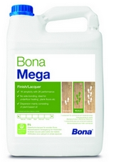 Bona Mega wood floor varnish,For all types of wooden floors.
