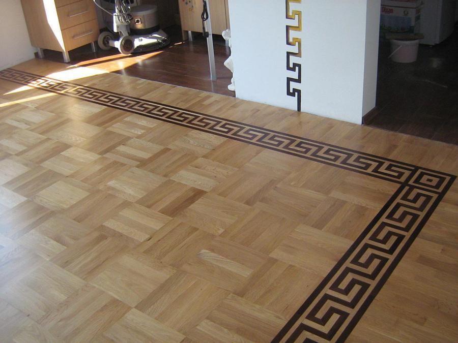 Floor Sanding Versace Floor