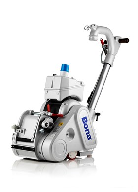 Floor sanding machine for dust free sanding from FloorSanding-Company