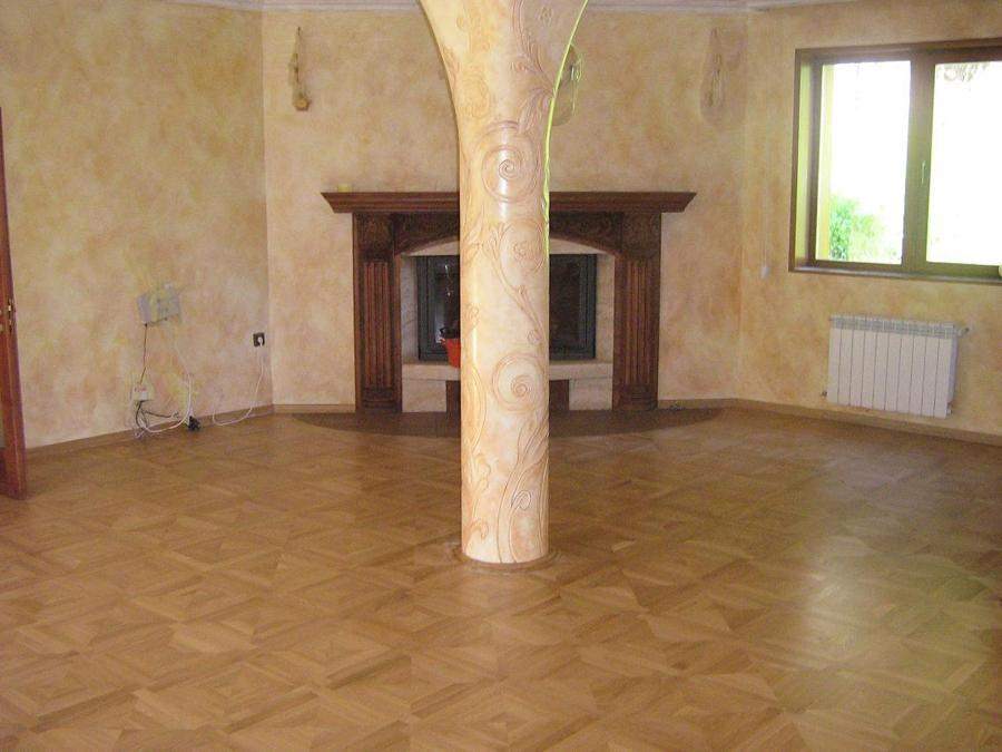 Oak Wooden Floor
