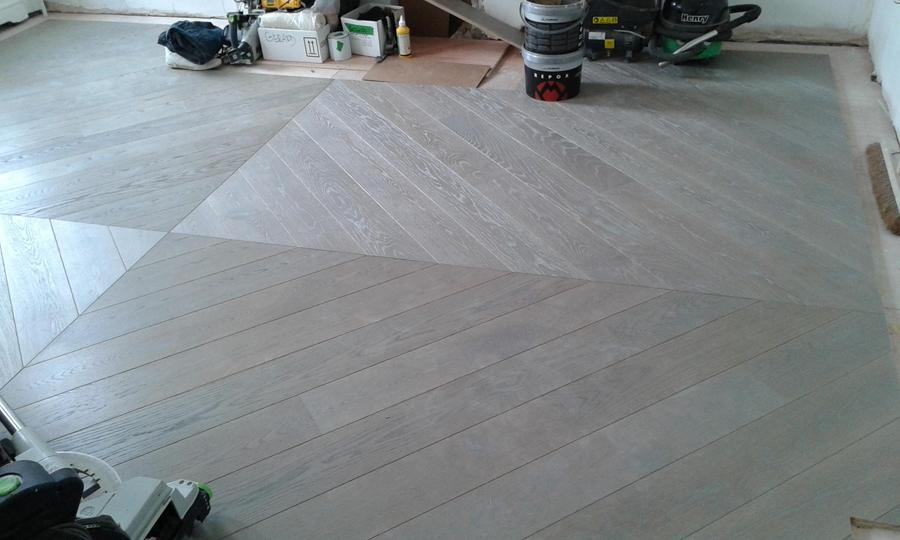Solid Oak Flooring in London