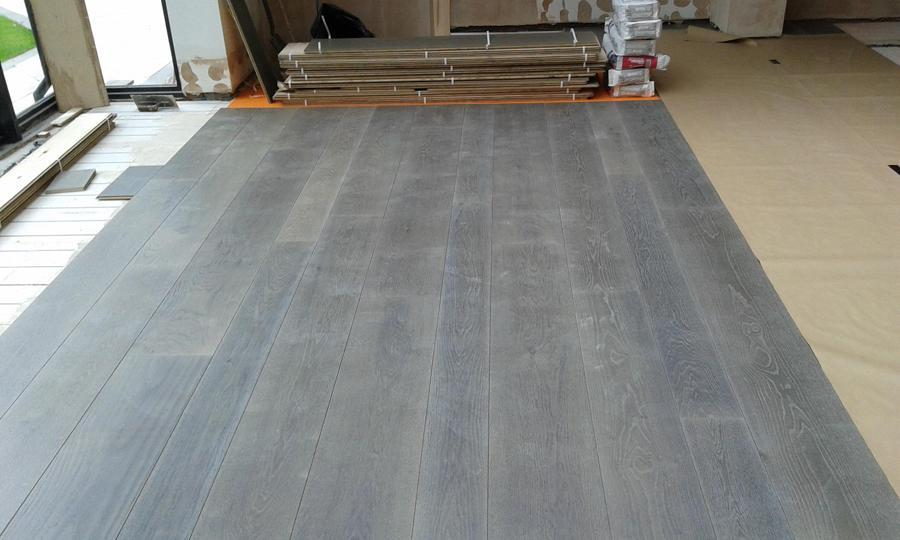 Instalation Engineered Flooring in Kent