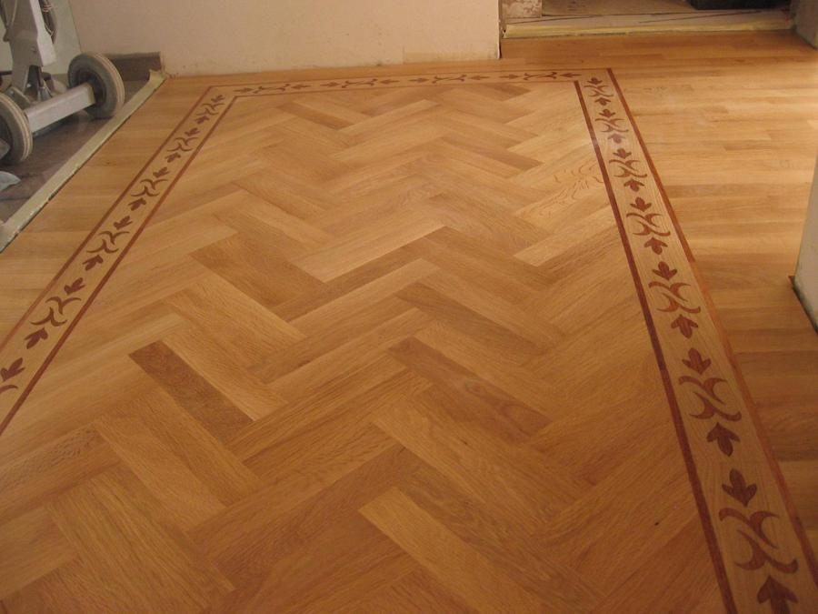 Parquet Flooring Blocks